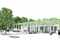 Parque en Santa Perpètua de Mogoda – concurso, primer premio